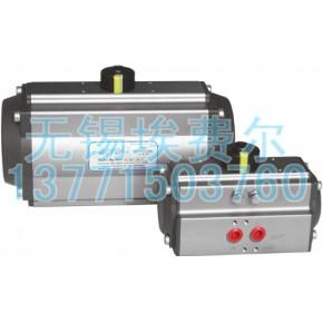 AT型铝合金气动执行器