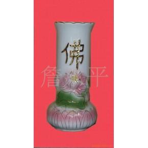 鸿祥陶瓷佛像观音,财神工艺品