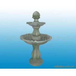 流水喷泉 树脂工艺品喷泉