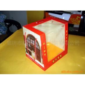 工艺品包装盒 密度板纸质