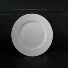 骨瓷盘子,7.5寸平盘,唐山骨质瓷餐具白胎 唐山骨质瓷工厂,直销