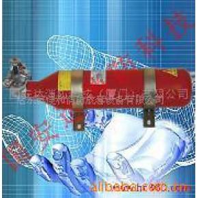微型贮压超细干粉自动灭火装置