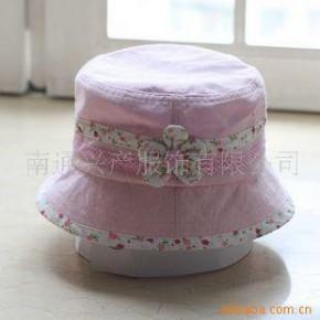 纯日版春款儿童帽子批发 棉质