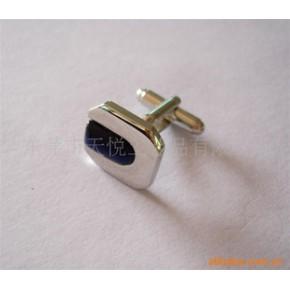 专业生产锌合金饰品 锌合金袖扣 可电镀任何颜色填任何颜色油