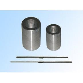 深圳钢筋连接直螺纹套管,直螺纹滚丝机,直螺纹套筒厂家