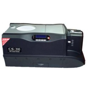 高清晰彩色PVC卡片打印机HITICS312证卡打印机