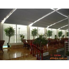 电动折叠式天棚窗帘 反光型