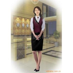 酒店服 工作服 制服 服装职业装