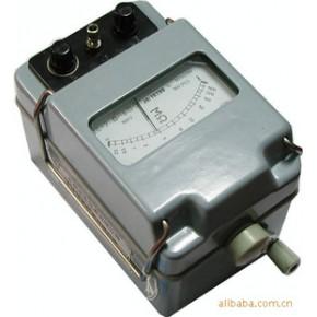 ZC-7绝缘电阻表(摇表)