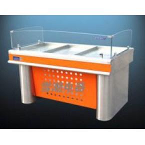 制热柜,保温展示柜,饭菜保温柜,不锈钢展示柜