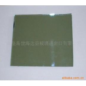 F绿镀膜玻璃 浅绿浮法反射玻璃