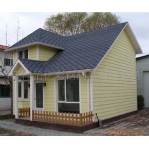 轻钢别墅 轻钢结构 夹芯板