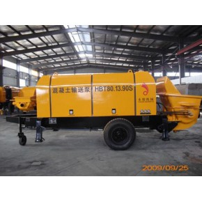 湖南长沙专业生产工程机械 拖泵出租 输送泵租赁