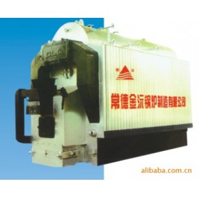 燃稻壳锅炉 自然循环锅炉