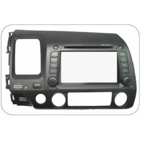 GPS面板塑胶模具,注塑成型加工,喷油丝印移印