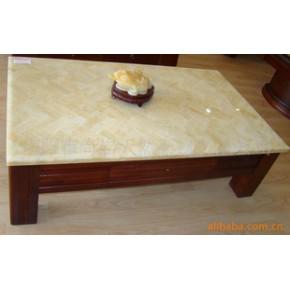大理石餐桌 06 大理石