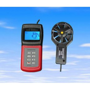 手持式风速风量仪 风速测量仪 风速计AM4836V