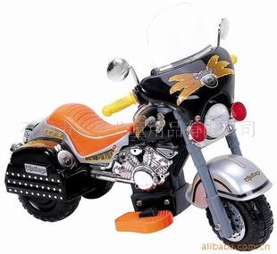 儿童电动摩托车(6699小哈里)