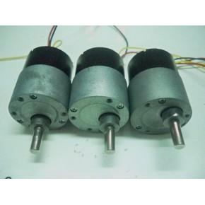 37MM无刷减速电机 偏出轴减速电机 直流减速电机 微型