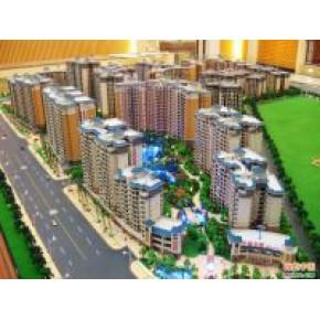 地产建筑沙盘模型  小区规划模型  方案投标模型