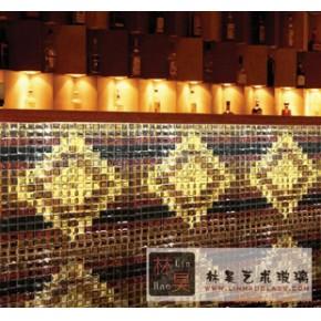 黄金镜,酒店马赛克,贴片玻璃