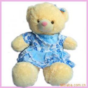 毛绒玩具 玩具 宝贝裙熊