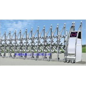 安装供应四川电动伸缩门成都电动伸缩门电动工业门