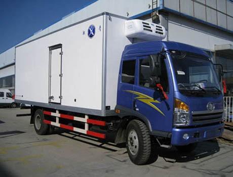 冷藏车厂家,青岛雅凯冷藏车  供应商: 青岛雅凯汽车工贸有限公司商铺