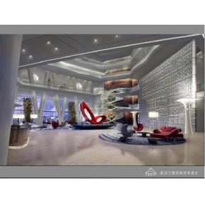 武汉酒店宾馆装修设计能发人深省的设计