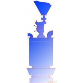 ML单段式煤气发生炉 (产气量大,安全无压)