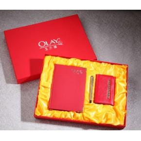笔+计算器+礼品套装盒记事本