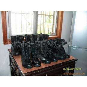 军警靴保护足趾安全鞋 H.D.M