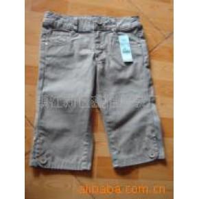 新款牛仔裤 短裤 休闲 铅笔裤/小脚裤