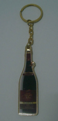 酒瓶开瓶器钥匙扣开瓶器