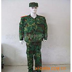 迷彩服,军训服,工作服 军用迷彩服