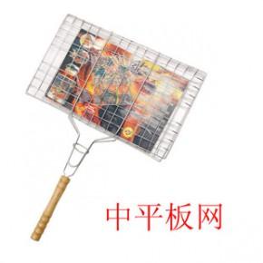 特价烤鱼网/烤网/ 中平板烤网/大平板烤网