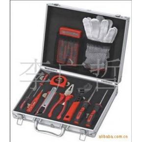 组合工具套装 礼品工具  家用组套工具 瑞德铝合金工具箱