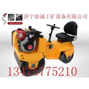 质量好双钢轮座驾式振动压路机|小型振动压路机