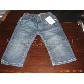 新款牛仔裤 短裤 冬季 韩版