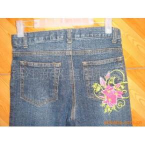 优质牛仔裤 长裤 冬季 瑞丽