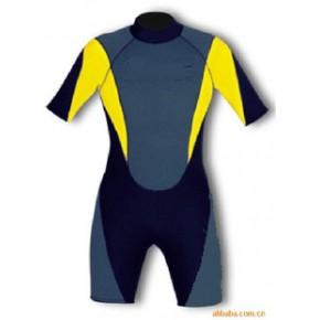 B76-1  2.5mm男款组合湿式潜水冲浪衣