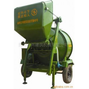 中国名优品牌JZC350混凝土搅拌机