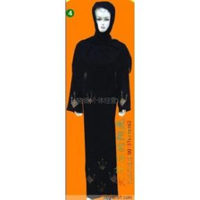 礼拜服、穆斯林黑袍、回族服装