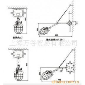 B3C-200小型系列隔爆型防爆灯具
