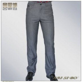 赛思博/saisibo 新款商务休闲裤KR122042