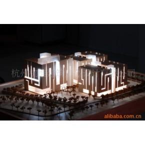 投标建筑模型