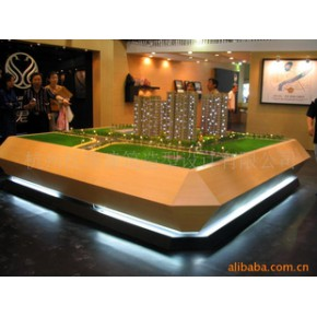提供建筑模型制作服务