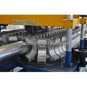 SBG315 UPVC双壁波纹管生产线