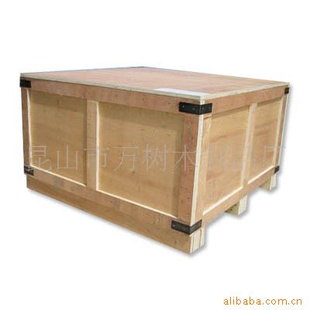 免熏蒸包装箱 木箱 木制包装箱 免熏蒸栈板 -包装