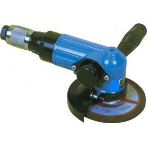 SJ90°125A气动角磨机,SJ90°125A角式气动砂轮机
